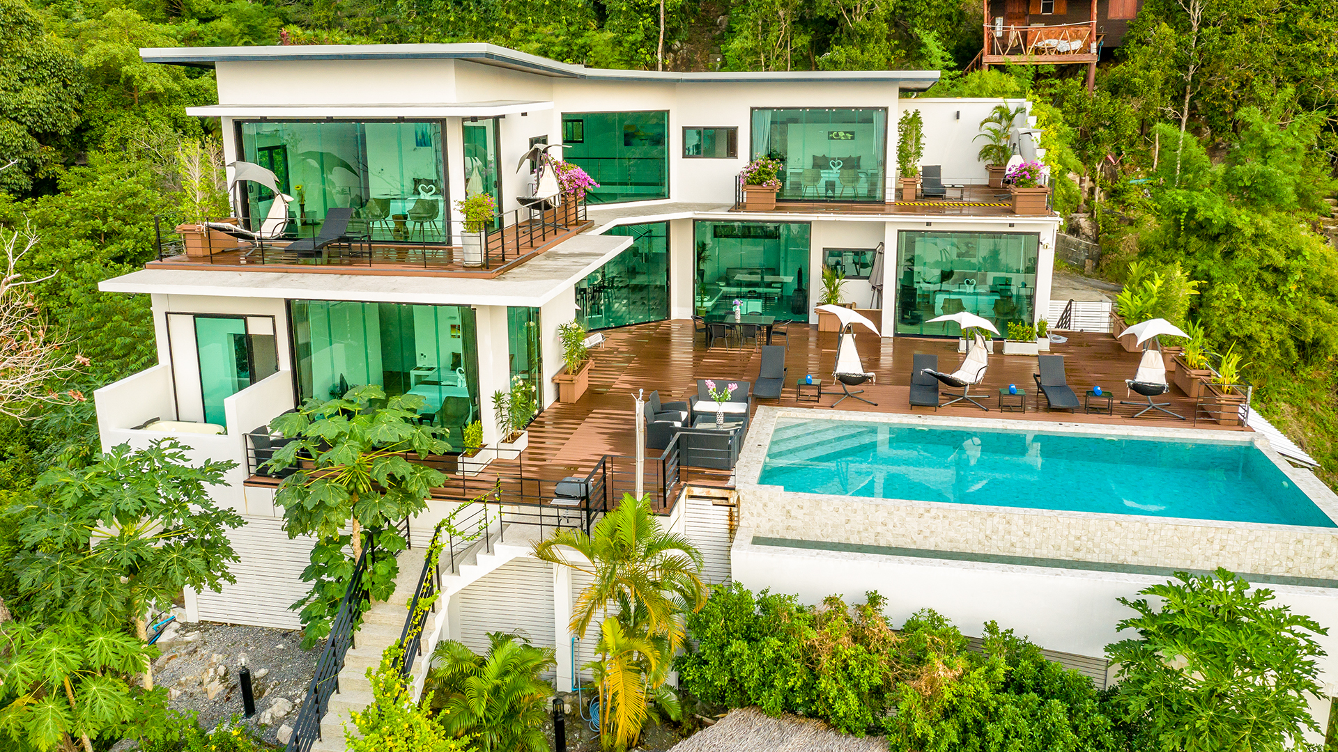 The Dreaming View Villa