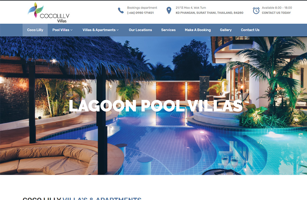 Coco Lilly Apartments & Villas