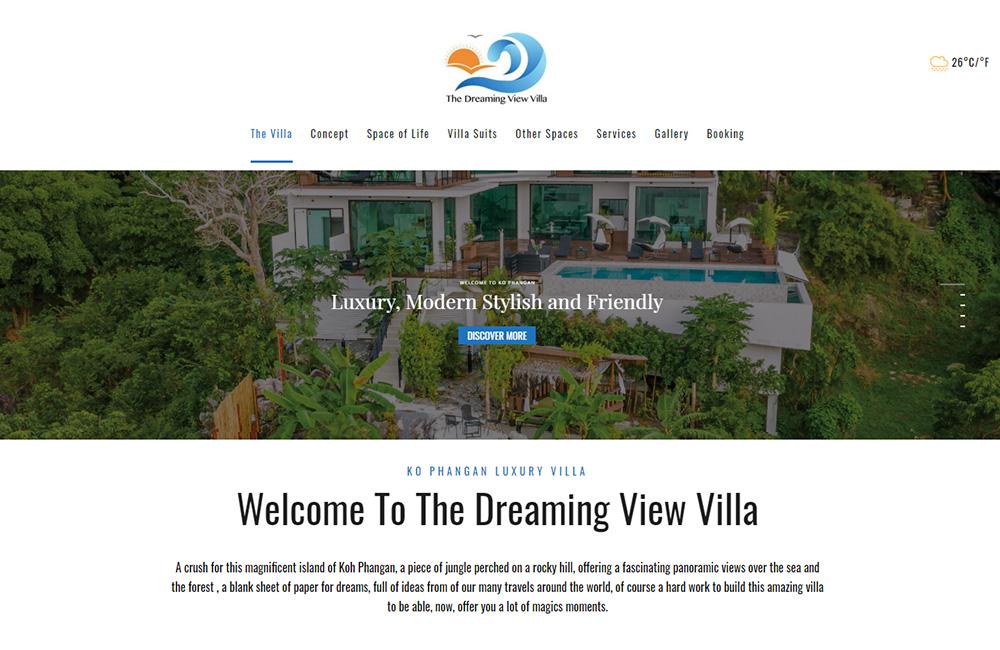 Dreaming View Villa