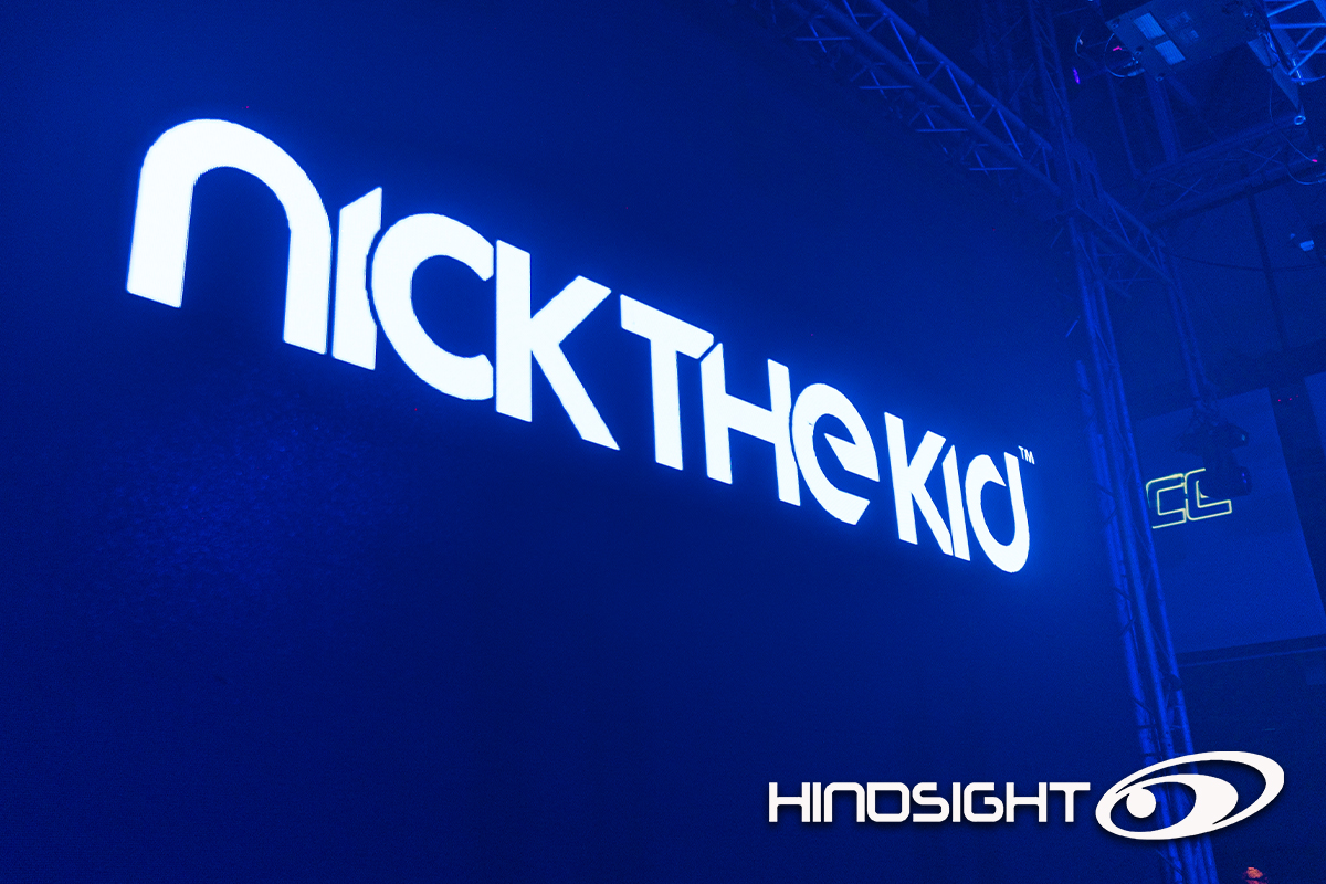 DJ Nick The Kid at Amnesia, Ibiza