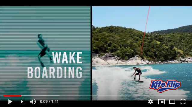 Kiteflip Water Sports & Wakeboard Center Promo