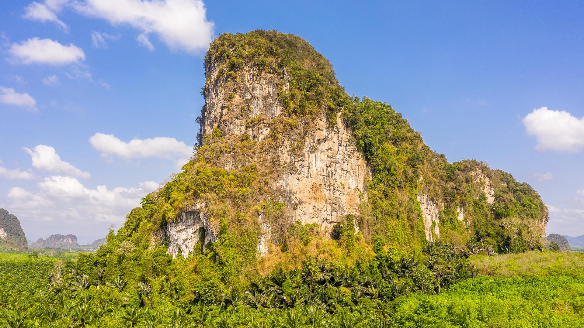 Phang-nga – Thailand by Drone